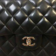 Bolsa-Chanel-Double-Flap-Jumbo-Lambskin