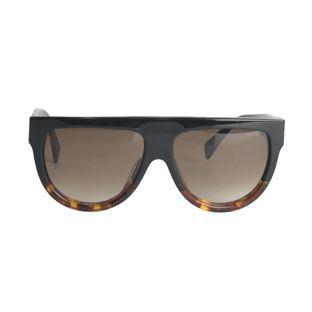 Oculos-Celine-Bicolor-Preto-e-Tartaruga