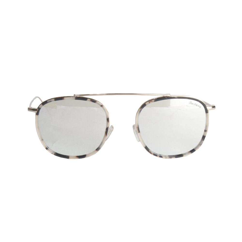 Óculos Illesteva Mykonos Ace Espelhado   Brechó de luxo - prettynew e2ec7a1fd9