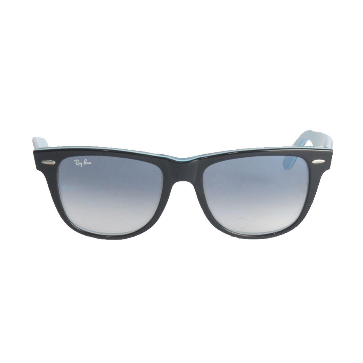 Oculos-Ray-Ban-Wayfarer-Preto-e-Azul