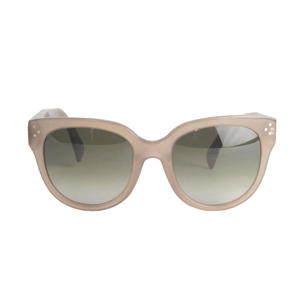 Óculos Celine SC 1755 Acetato Fendi   Brechó de luxo - prettynew a175c5a690