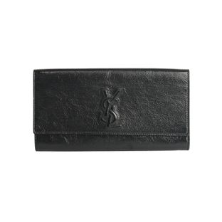 Clutch-Saint-Laurent-Verniz-Preto