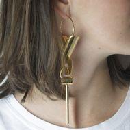 Brinco-Louis-Vuitton-Dourado-Unitario