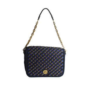 Bolsa-Marc-By-Marc-Jacobs-Azul-Bordada