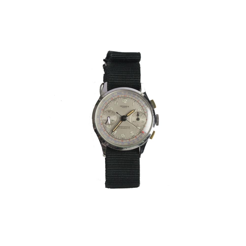 Relógio Hermes Vintage   Brechó de luxo   Pretty New - prettynew 464db7c81f