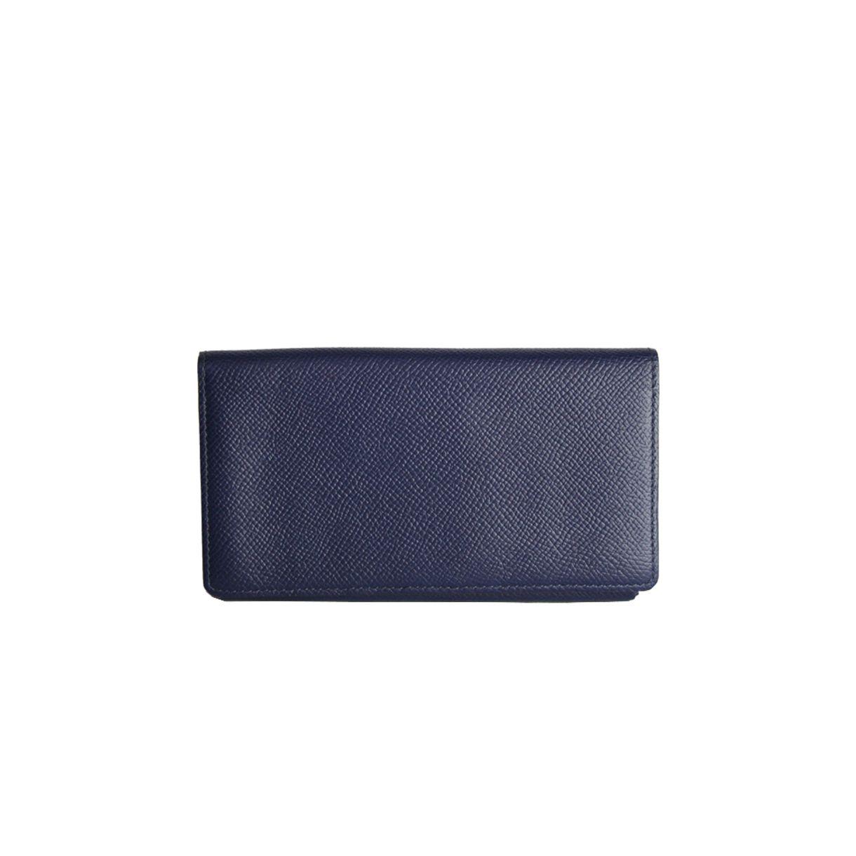 Carteira-Hermes-Azul-Marinho-com-Iphone-Case