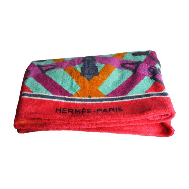 Hermes-Towel-Toalha