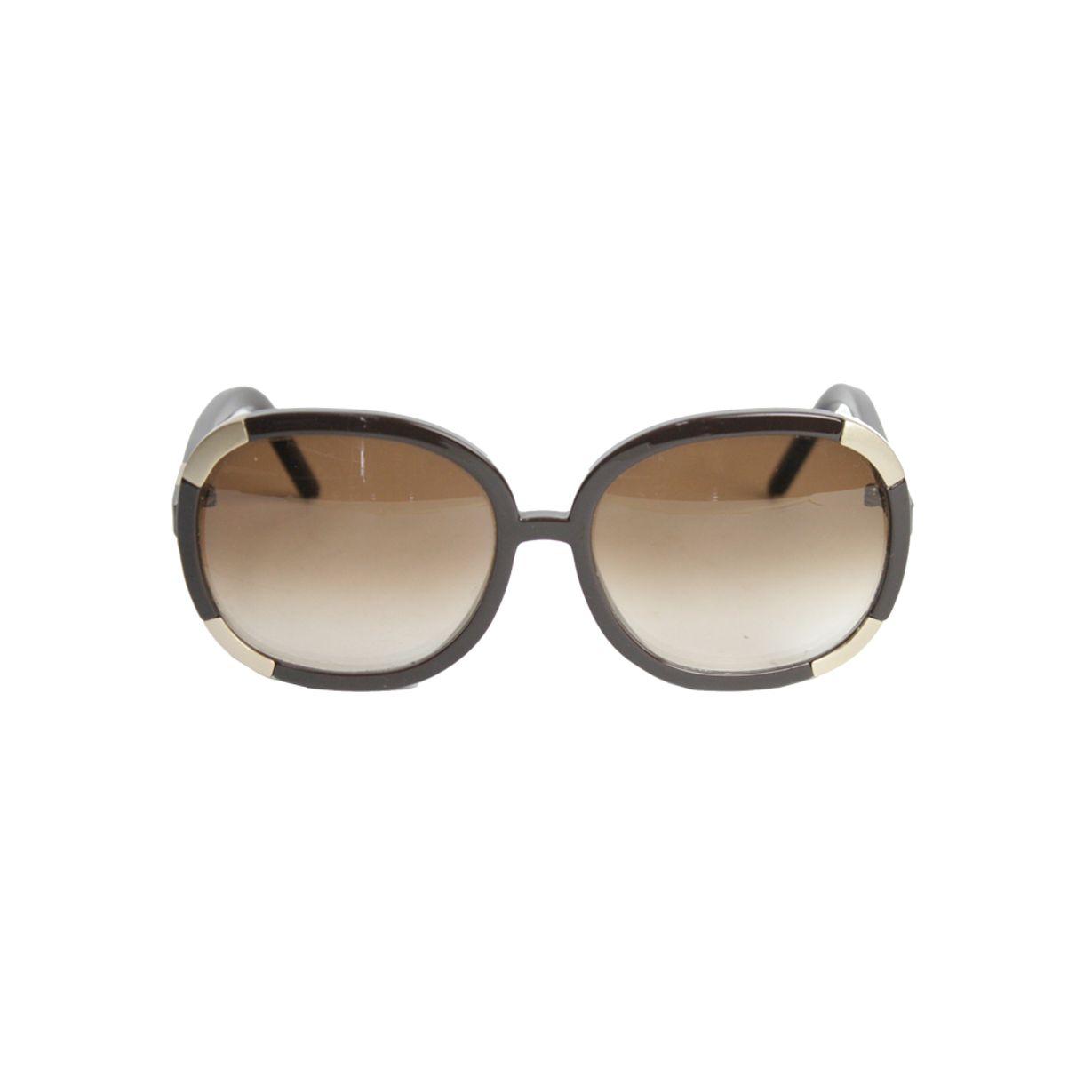 Oculos-Chloe-Marrom