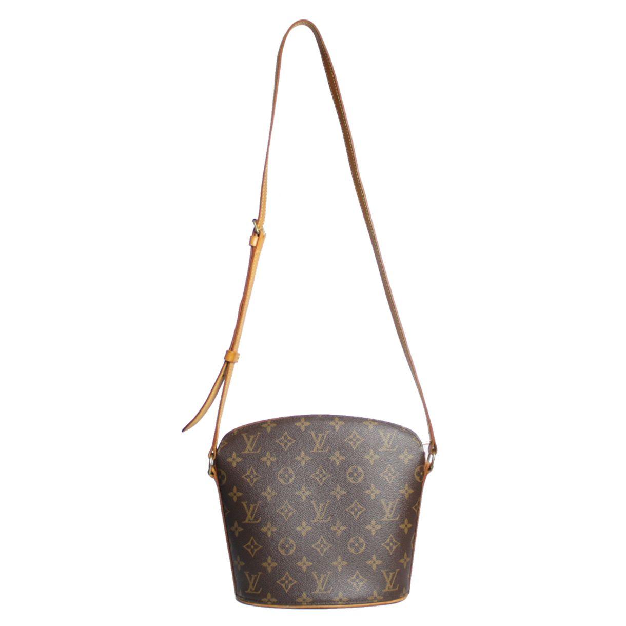 Bolsa-Louis-Vuitton-Monogram-Drouot-Crossbody