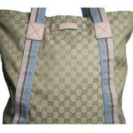 Bolsa-Gucci-Jacquard-Bege-com-Rosa-e-Azul