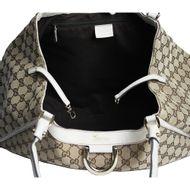 Bolsa-Gucci-Canvas-Monograma-Couro-Off-White