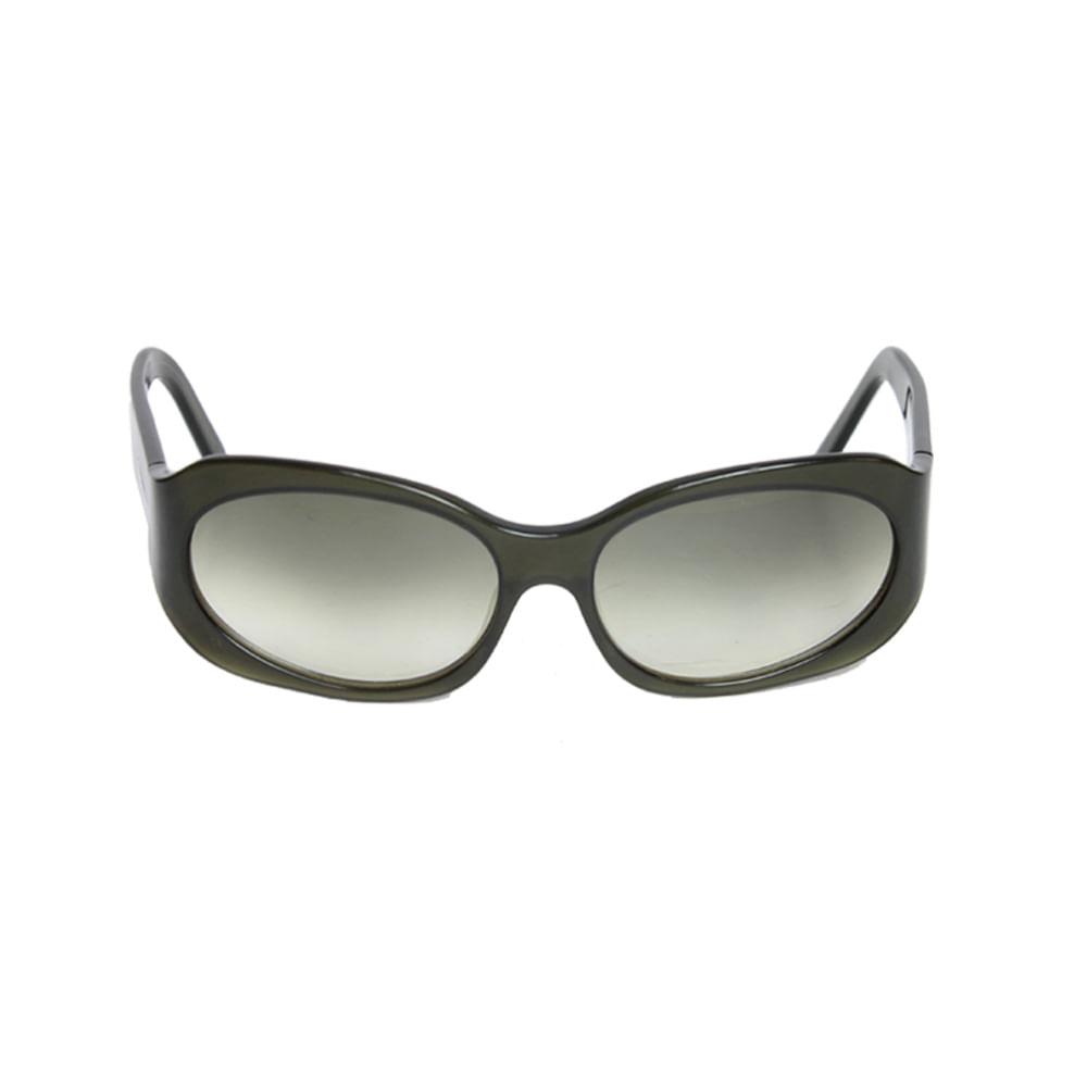 Oculos Prada Verde Musgo   Brechó de luxo   Pretty New - prettynew c5985dfb1d