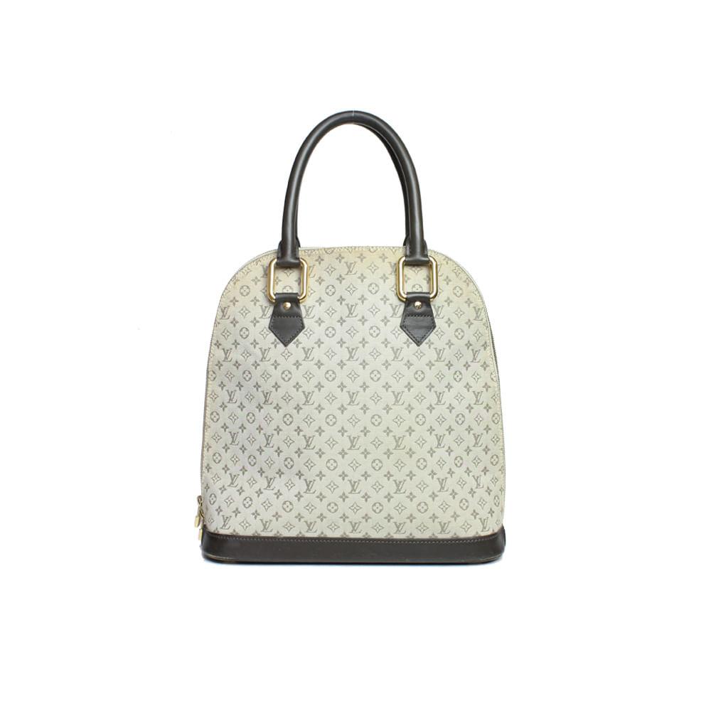 873d6ae62ff Bolsa Louis Vuitton Alma Haut Satchel. Previous
