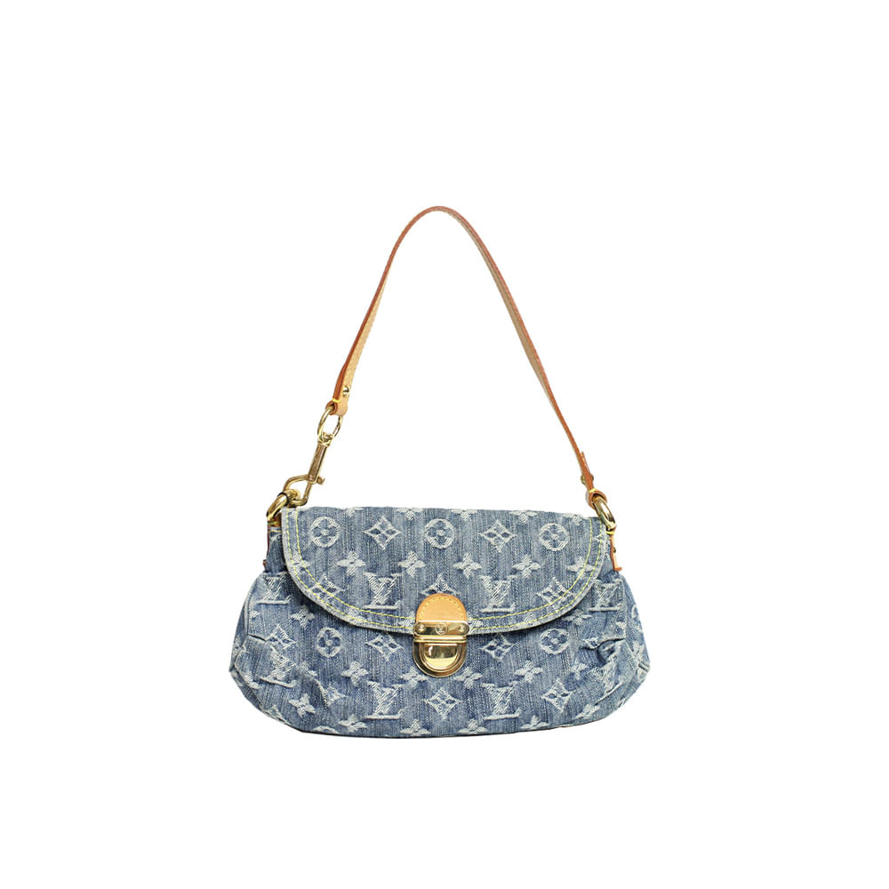 40688a553 Bolsa Louis Vuitton Monogram Demim | Brechó de luxo - prettynew