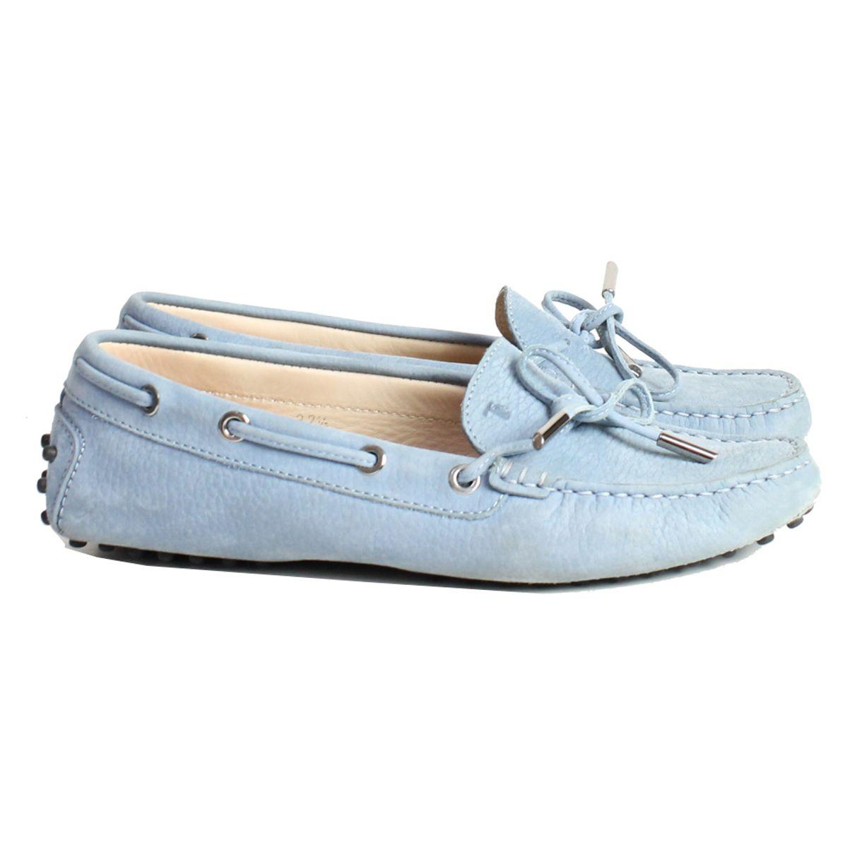 loafer-tods-camurca-azul-claro
