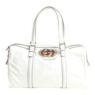 Bolsa-Gucci-Vintage-Couro