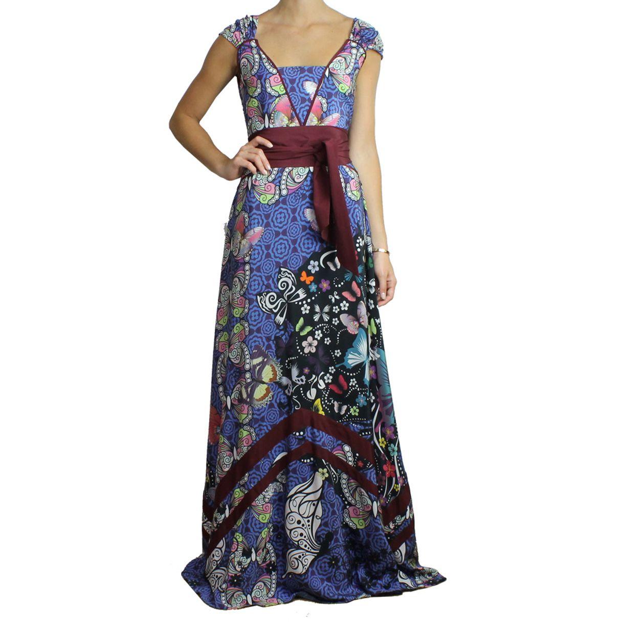 Vestido-Adriana-Barra-Estampa-Borboleta-Azul-e-Vinho