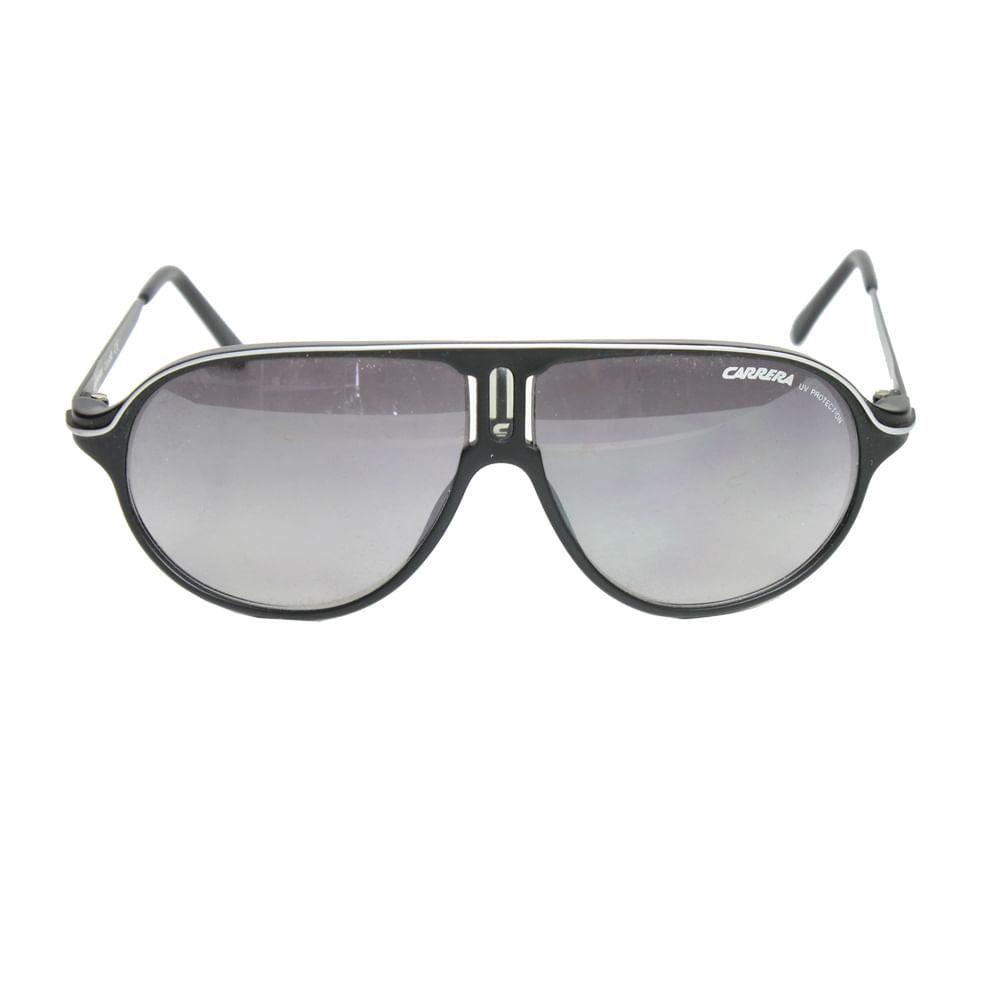 fef04a3e54070 Óculos Carrera Aviador Preto