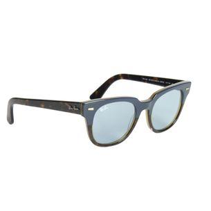 Oculos-Ray-Ban-Wayfarer-Azul-e-Marrom