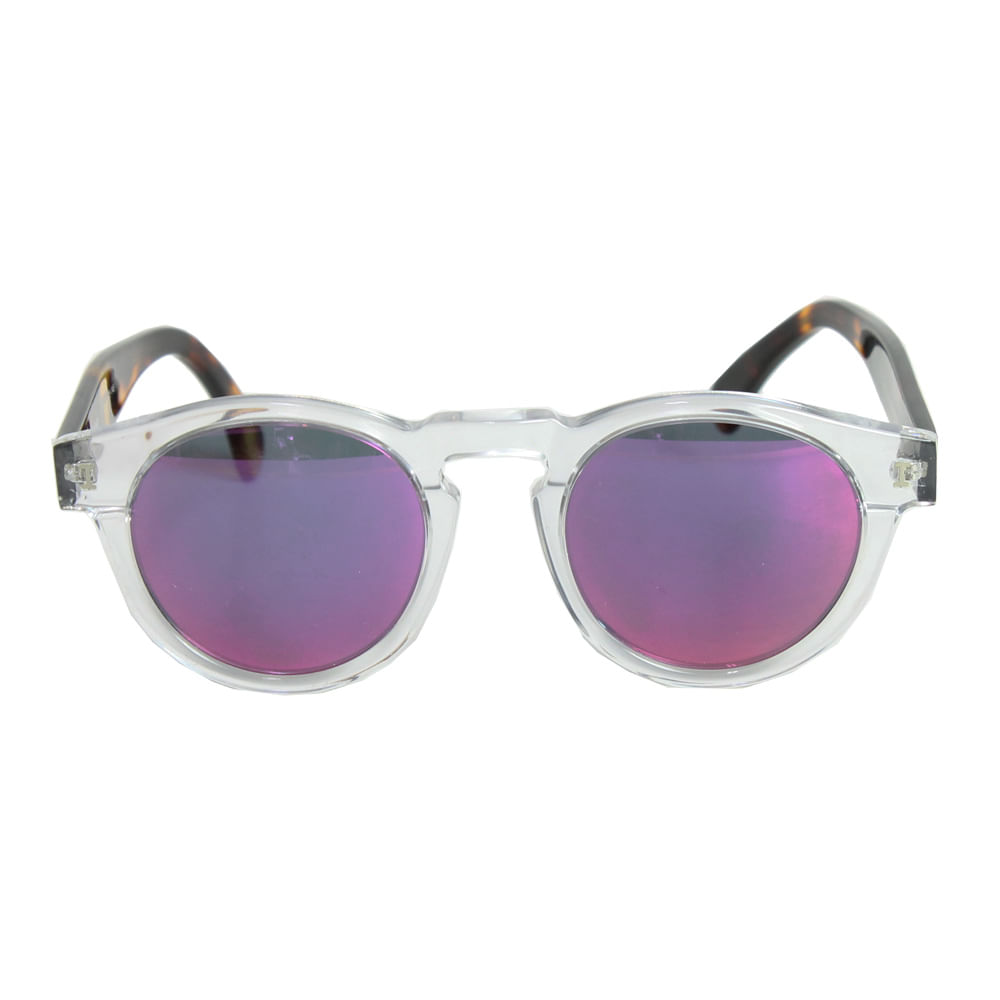 22f6aa435 Óculos Illesteva Leonard Transparente | Brechó de luxo - prettynew