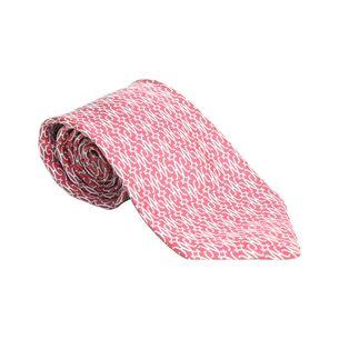 gravata-hermes-h-vermelha