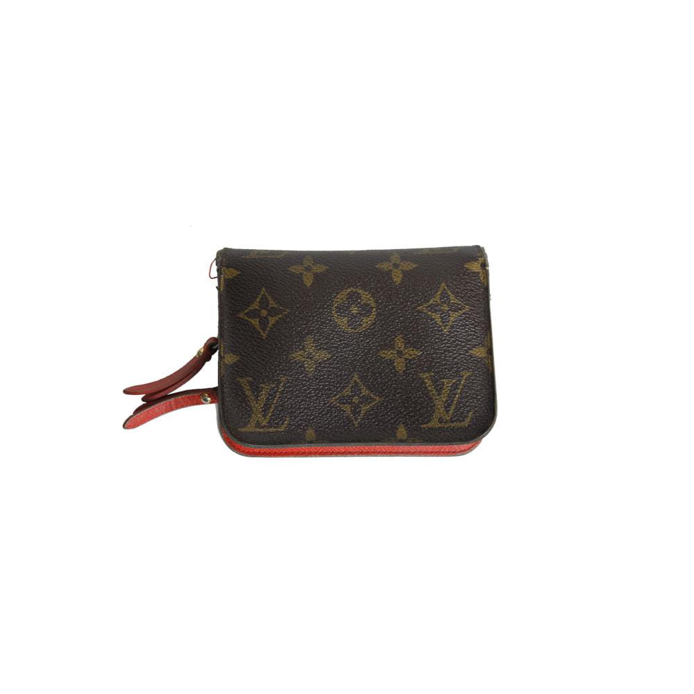 ac7e5657a33 Carteira Louis Vuitton Monograma Square