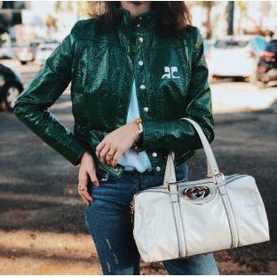Bolsa-Gucci-Vintage-Couro-Off-White