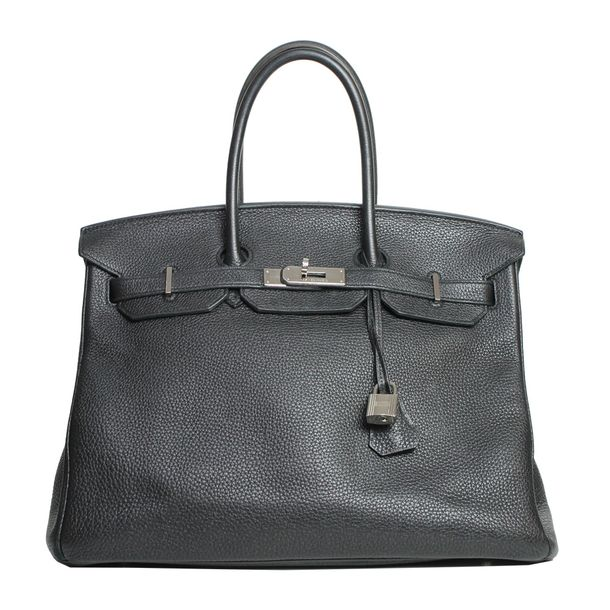 Bolsa Hermes Birkin   Brechó de luxo - prettynew dc3e1330ff