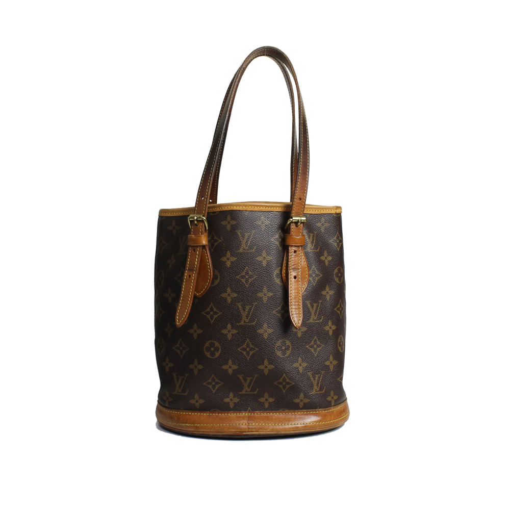 e7cc37e06c9 Bolsa Louis Vuitton Petit Bucket