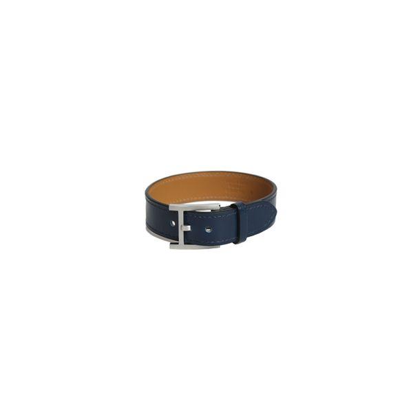 Bracelete-Hermes-Kennedy-em-Couro-Azul-XL