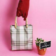 bolsa-burberry-mini-tecido-rosa