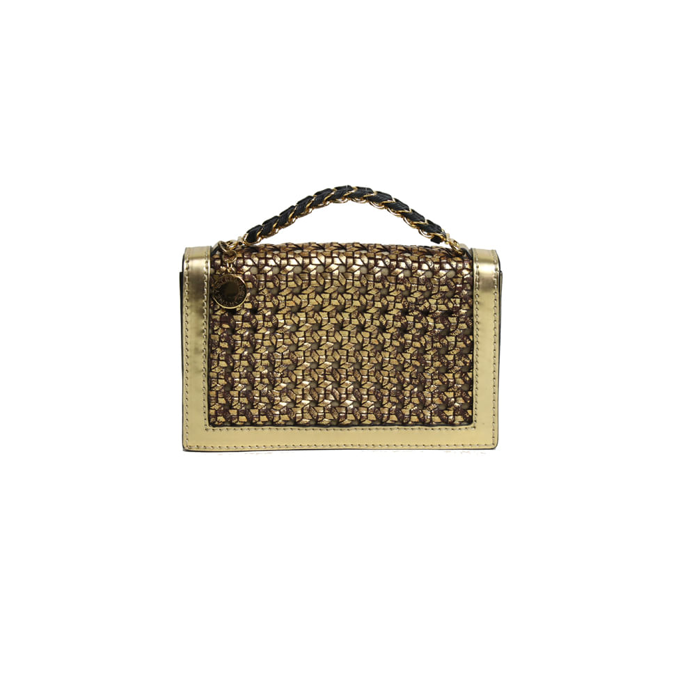 df51036ca Bolsa Stella McCartney Mini | Brechó de luxo - prettynew
