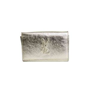 clutch-saint-laurent-dourada