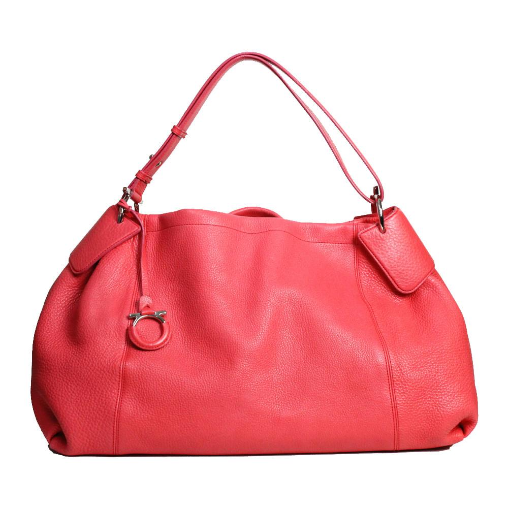 41f450ccc3955 Bolsa Salvatore Ferragamo Rosa Pink. Previous