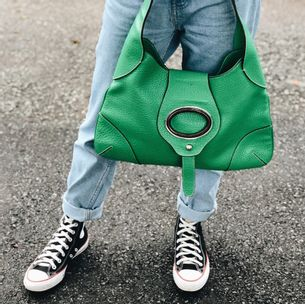bolsa-dolce---gabbana-couro-verde
