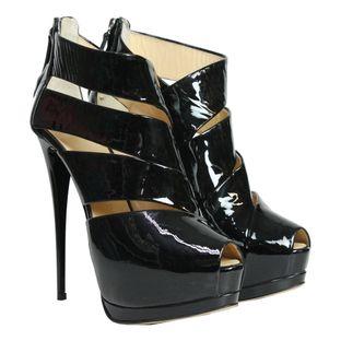 Ankle-Boot-Giuseppe-Zanotti-Verniz-Preto