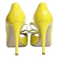 Sapato-Valentino-Laco-Amarelo