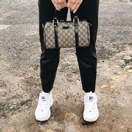 Bolsa-Gucci-Canvas-Mini