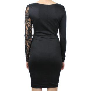vestido-emilio-pucci-preto-em-malha-e-renda
