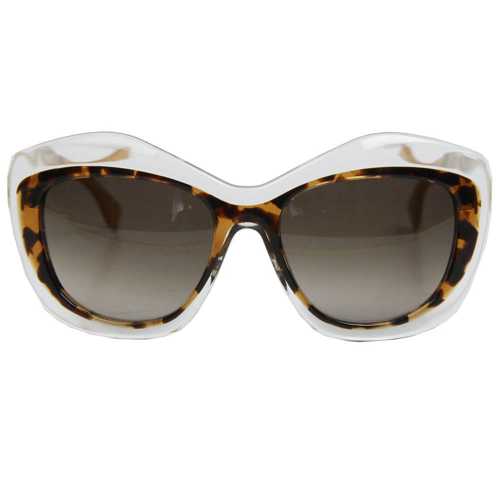 Óculos Fendi FF0029 S Onça   Brechó de luxo   Pretty New - prettynew ae9c136c5d