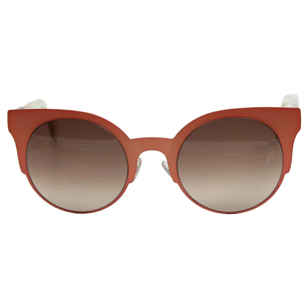 Óculos Fendi QM410BPA90 Rosê   Brechó de luxo - prettynew 94f47ccd5d