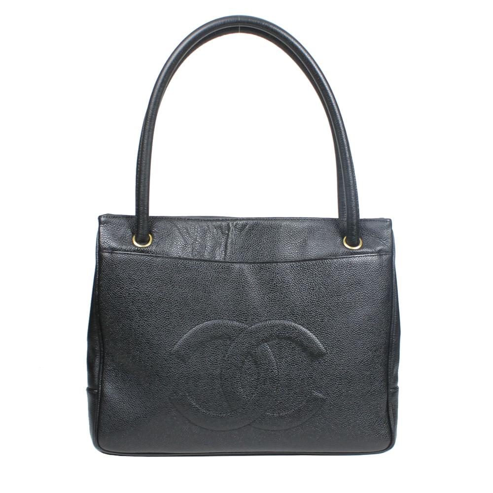 c0fb5c35f Bolsa Chanel Vintage | Brechó de luxo - prettynew