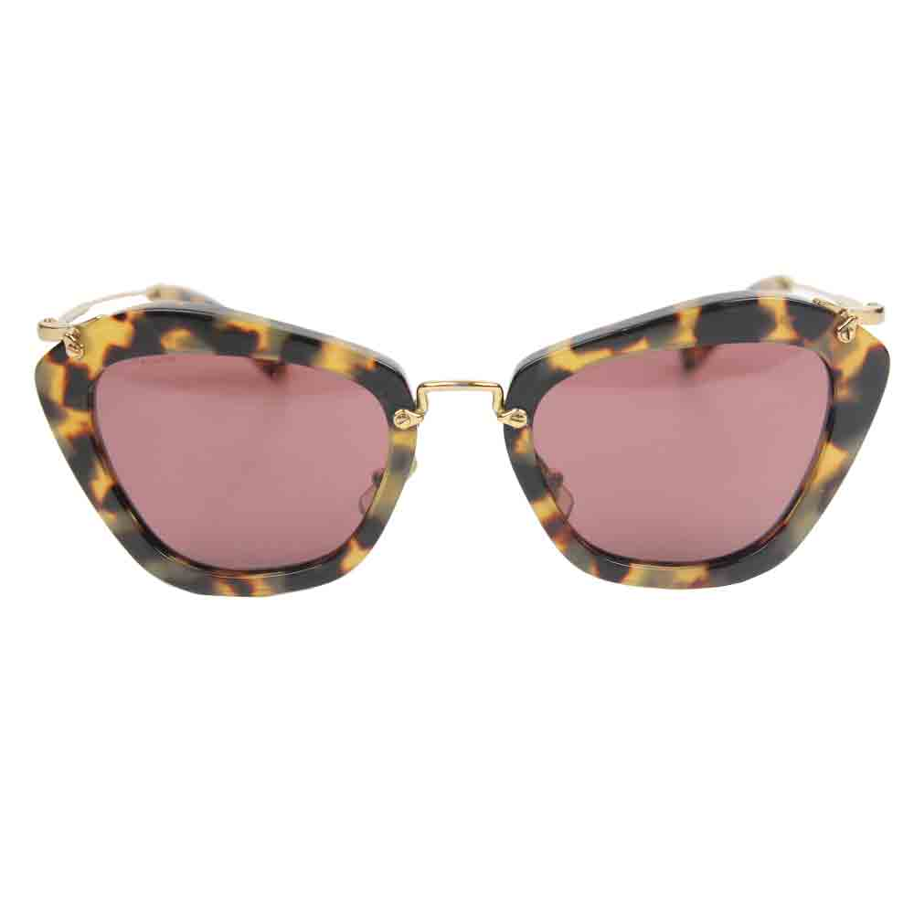 Óculos Miu Miu Tartaruga   Brechó de luxo - prettynew 432c029fb3