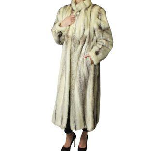 Casaco-de-pele-the-fur-vault-rajado-longo-2