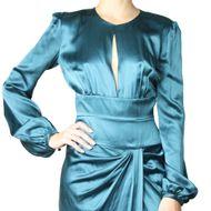 vestido-roberto-cavalli-azul-petroleo-verso