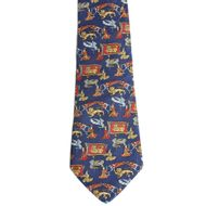 5014-gravata-salvatore-ferragamo-leoes-azul-marinho-verso