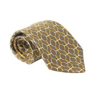 5038-gravata-hermes-elos-marrom-e-dourada-1