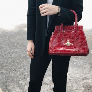Bolsa-Vivienne-Westwood-Croco-Vermelha