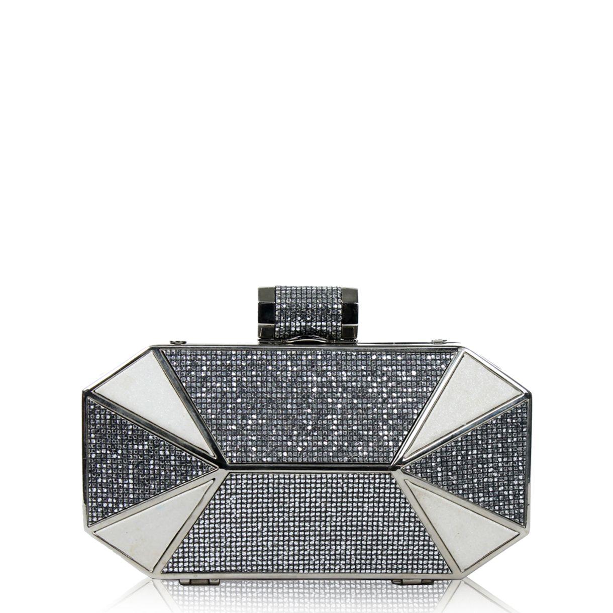 clutch-halston-heritage-octagonal-minaudiere-strass-