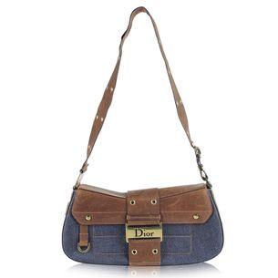 Bolsa-Christian-Dior-Hobo-Jeans-Columbus-1158